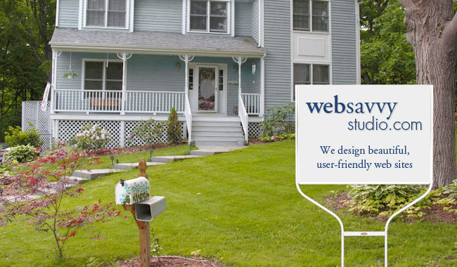 "Does your website home page have ""curb appeal?"""